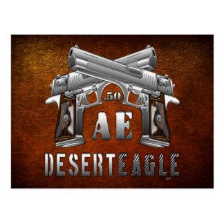 Desert Eagle .50 AE Post Cards