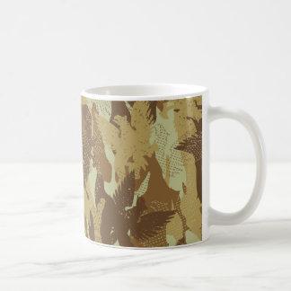Desert eagle camouflage coffee mug