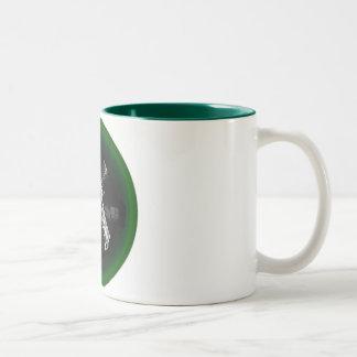 Desert Eagle Two-Tone Coffee Mug