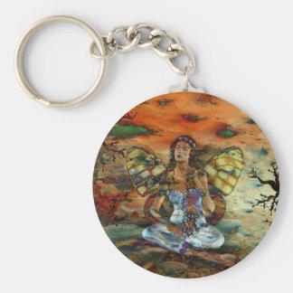 Desert Fairy Keychain