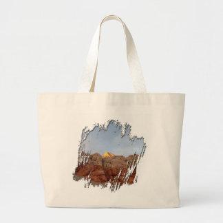 Desert Floor to Ceiling Bags