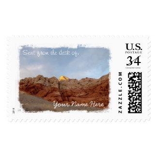 Desert Floor to Ceiling Stamp