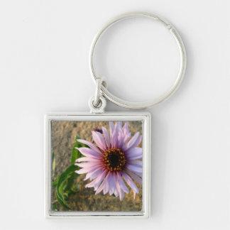 Desert Flower Keychain