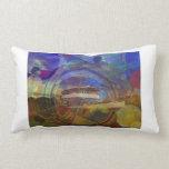 Desert Flower Lumbar Pillow