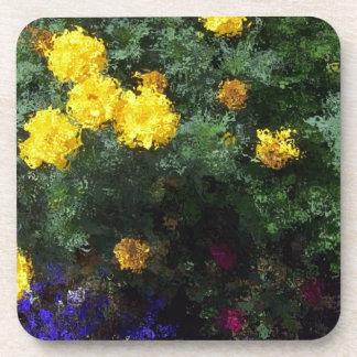Desert Flowers Beverage Coaster