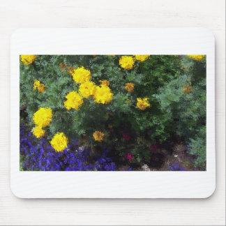 Desert Flowers Mouse Pad