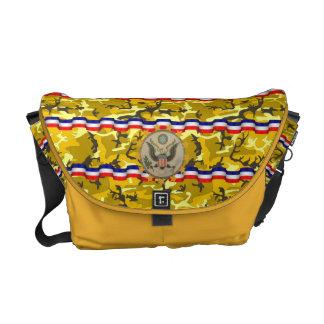 Desert Full Camo Americana Designer Bag