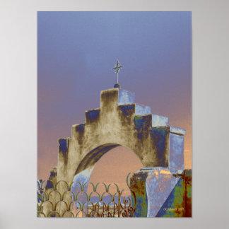 Desert Gate Posters
