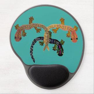 Desert Geckos Gel Mouse Pad