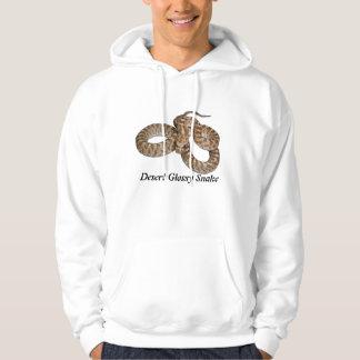 Desert Glossy Snake Basic Hooded Sweatshirt
