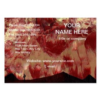 DESERT HEAT ~ (design 2) ~ Business Card