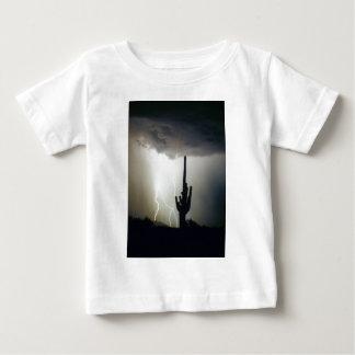 Desert Highlands Lightning Baby T-Shirt