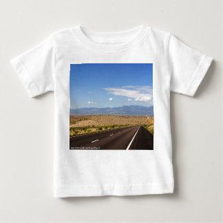 Desert Highway Baby Shirt