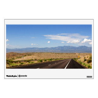 Desert Highway Wall Decal