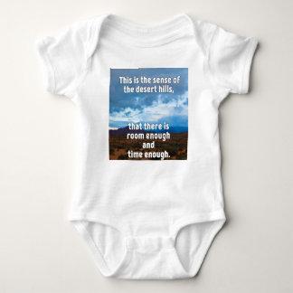 Desert Hills Baby Bodysuit