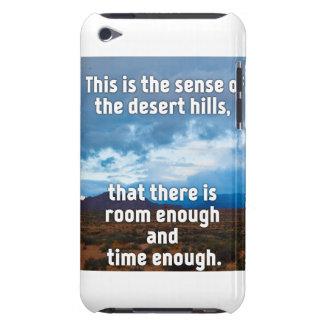 Desert Hills iPod Case-Mate Case