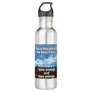 Desert Hills Stainless Steel Water Bottle