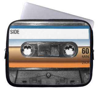 Desert Horizon Label Cassette Computer Sleeve
