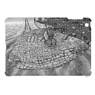 Desert Horned Viper Cover For The iPad Mini
