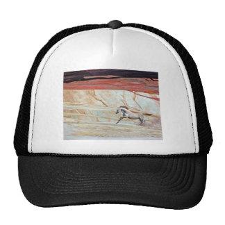 DESERT HORSE running wedding gift Trucker Hat