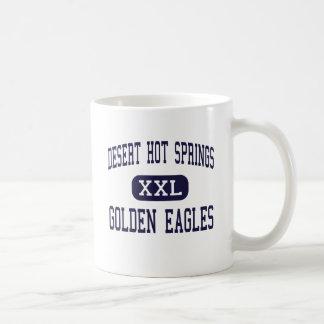 Desert Hot Springs - Golden Eagles Coffee Mug