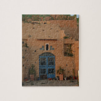 """Desert House 8"""" x 10"""" Photo Puzzle with Gift Box"""