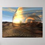 Desert Infinity Poster