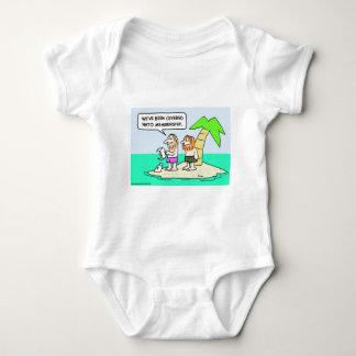 desert isle nato membership baby bodysuit