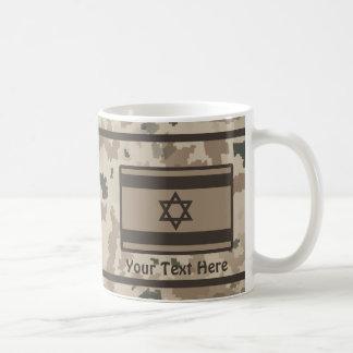 Desert Israeli Flag Coffee Mug