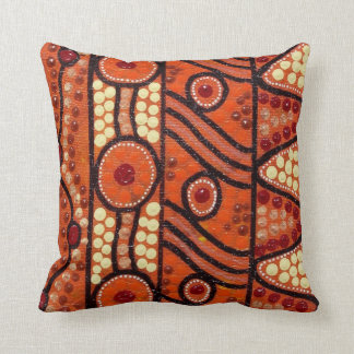 Desert Journey Pillow Cushion