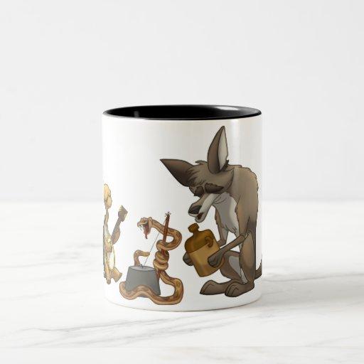 Desert Jug Band Mug