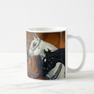 Desert Kings Arabian horses mug