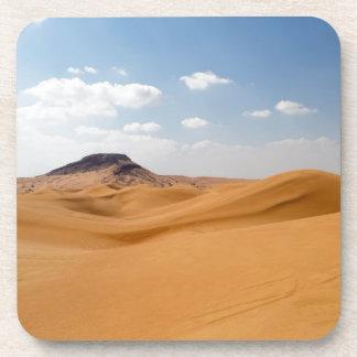 desert landscape coaster
