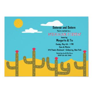 Desert Landscape Invitation
