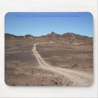 Desert Landscape Mousepad