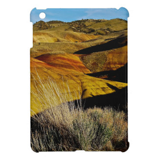 DESERT LANDSCAPE WITH COLORFUL DUNES iPad MINI COVER