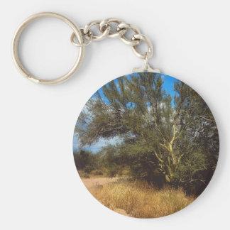 Desert Life Keychain