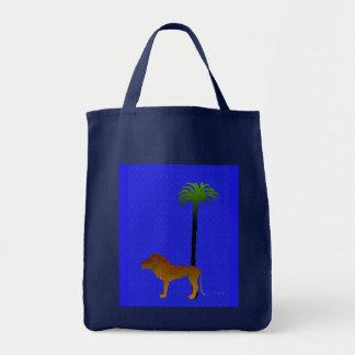 Desert Lion Tote Bag