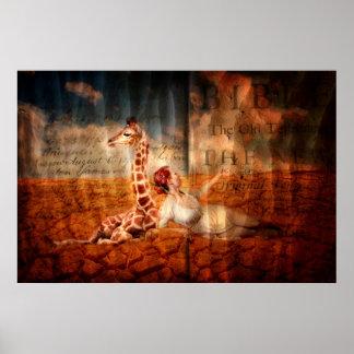 Desert Lure (Hosea 2) Poster