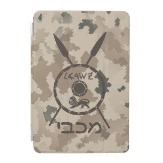 Desert Maccabee Shield And Spears iPad Mini Cover