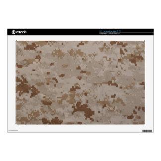 """Desert MARPAT 17"""" Laptop For Mac & PC Skin Laptop Skin"""