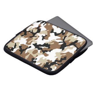 Desert Military Camo Laptop Computer Sleeves