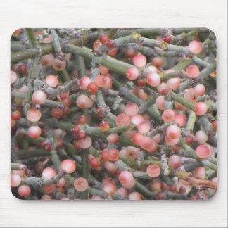 Desert Mistletoe Berries Mouse Pads