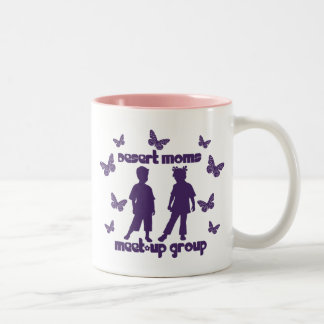 Desert MOMS Meetup Group Mug