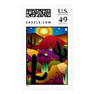 Desert Moon Stamps