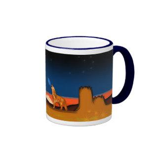 Desert Morning Coffee Mug