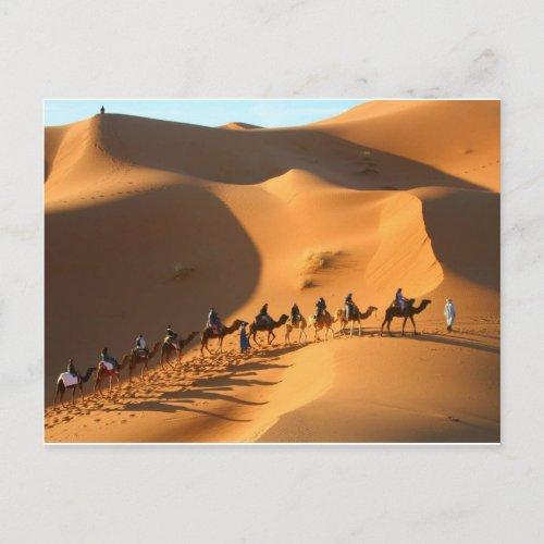 desert_morocco_sahara postcard