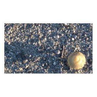 Desert mushroom tarjetas de visita