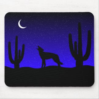 Desert Night Mouse Pad