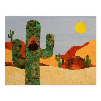 Desert Owl Postcards
